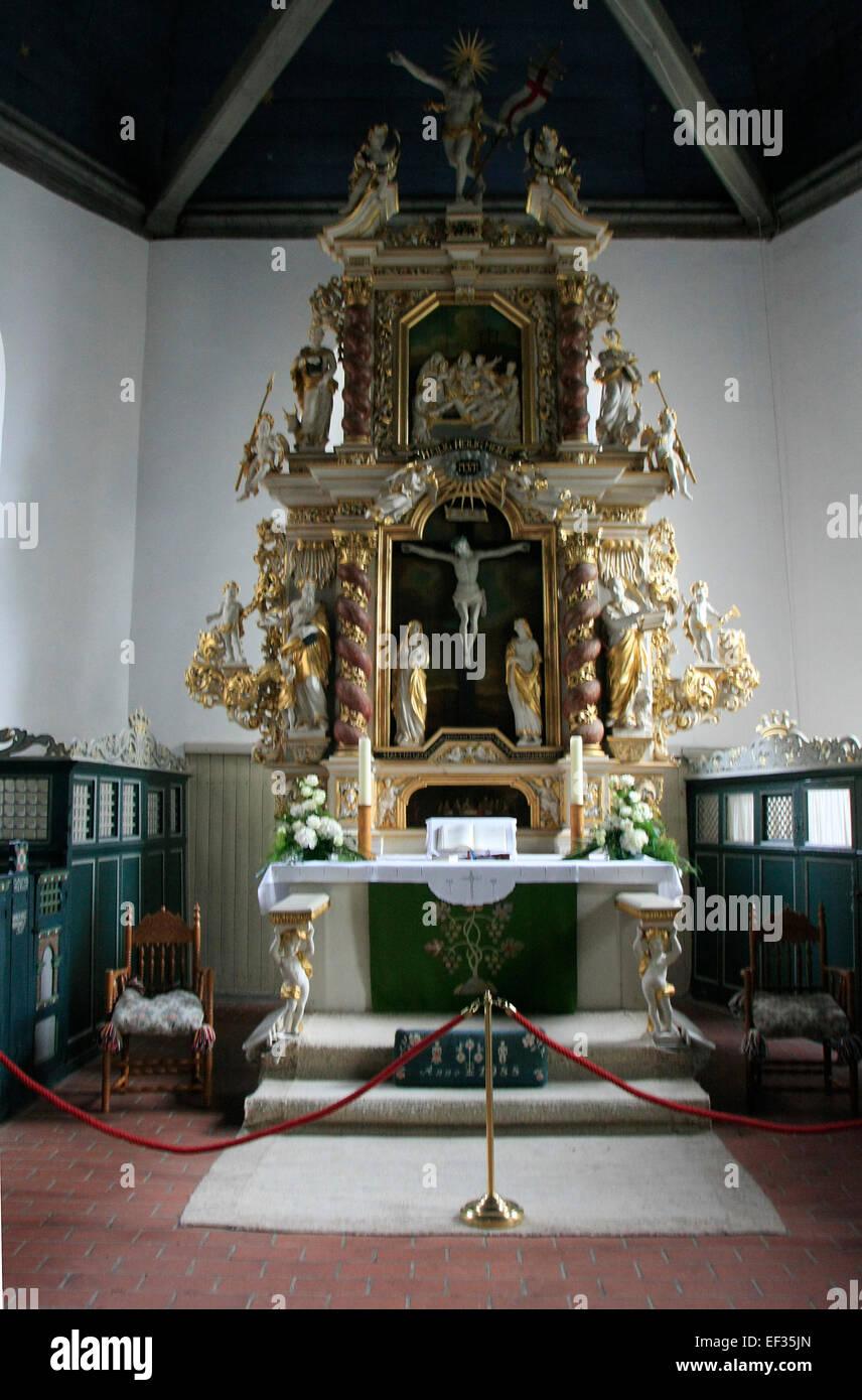 Sankt Nikolai kyrka, Halmstad - Wikiwand