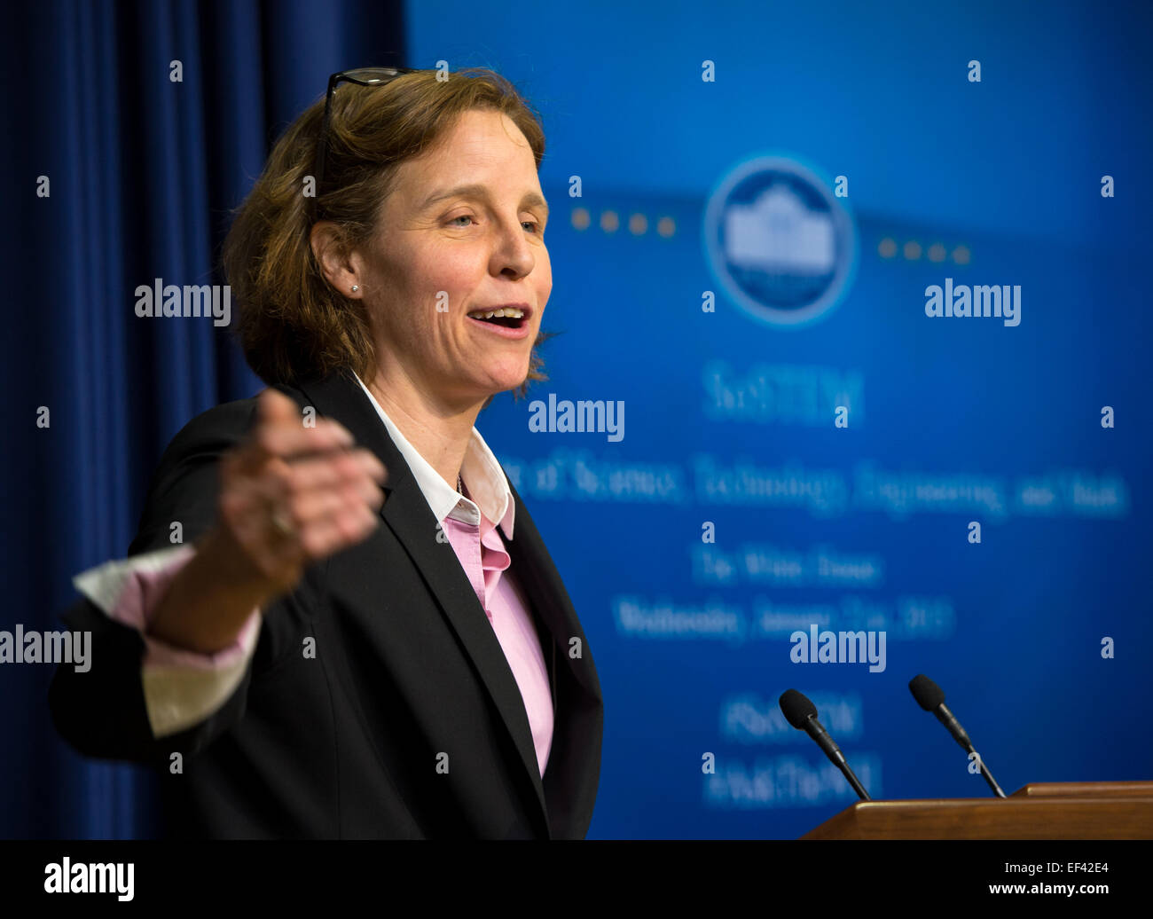 chief technology officer  United States Chief Technology Officer (CTO) Megan Smith speaks ...