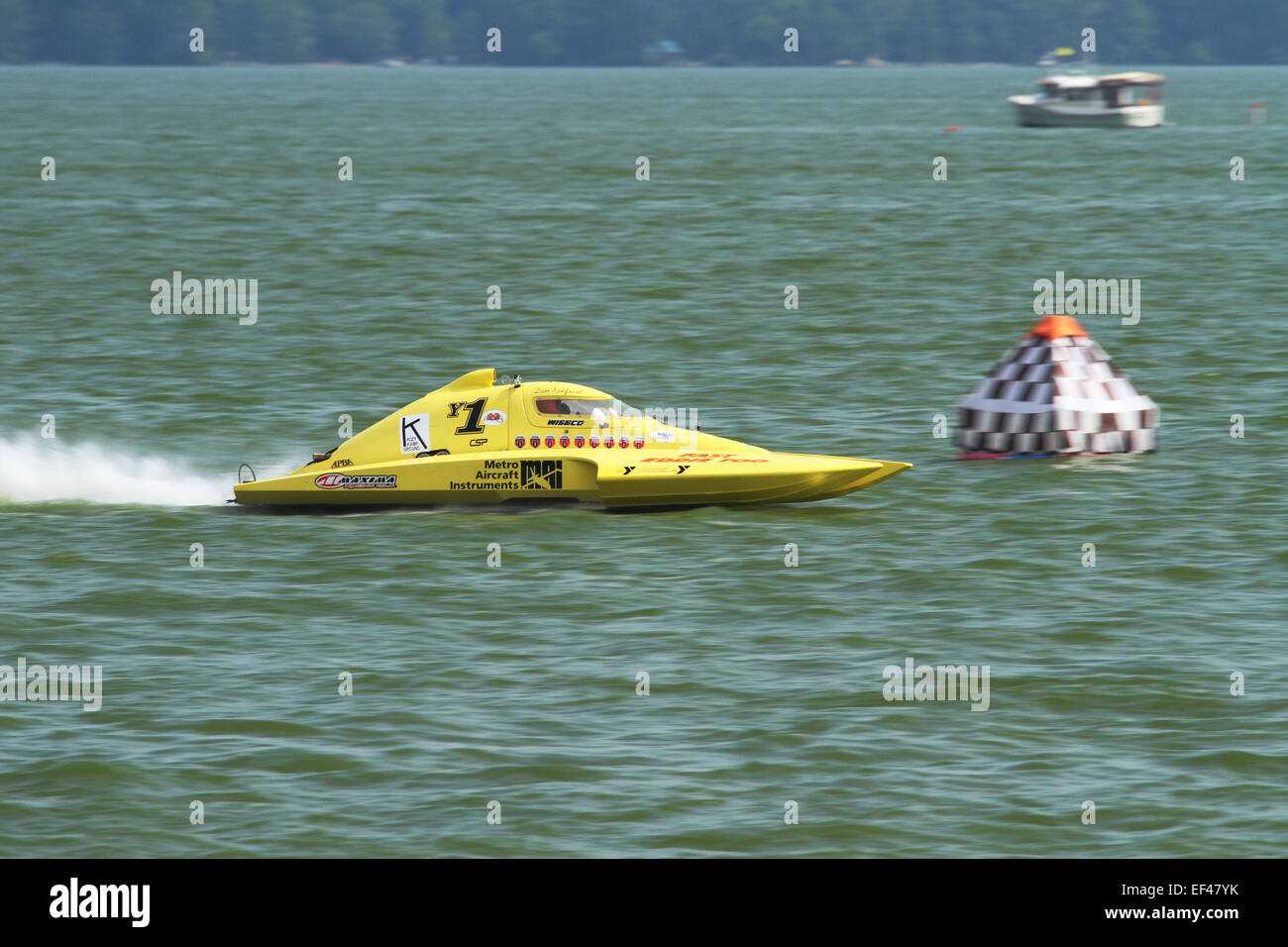 Boat Y1  Class Y, 1 5 Liter Modified Hydroplane  Boat Racing