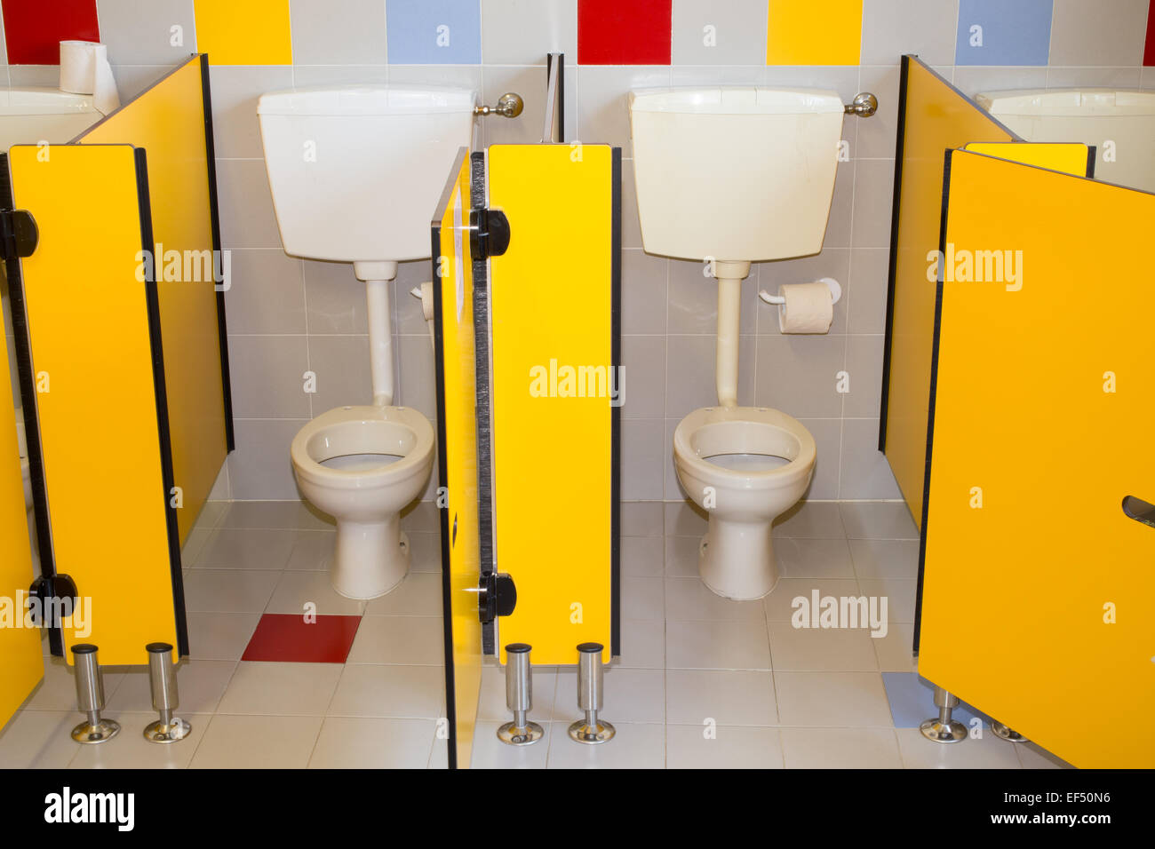 Toilet Seat For Child High Resolution Stock Photography