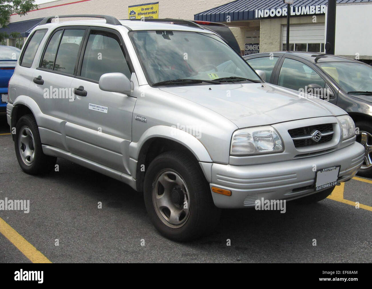 1999 01 Suzuki Grand Vitara Stock Photo: 78199596 - Alamy