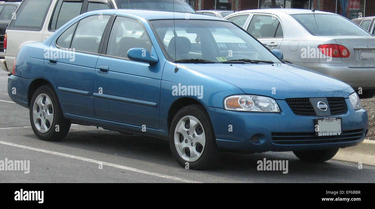 Nissan Sentra High Resolution Stock Photography And Images Alamy
