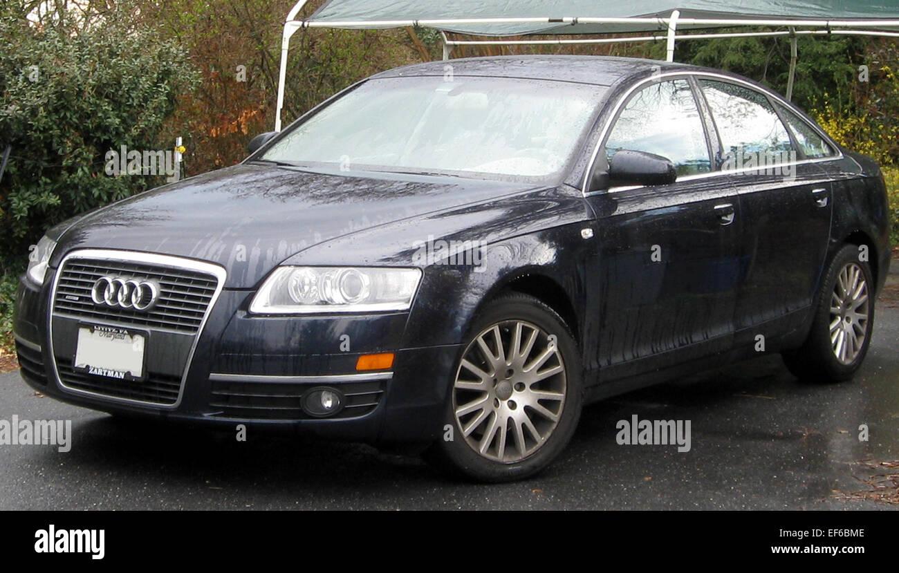 2005 2008 Audi A6 Sedan 04 02 2011 Stock Photo 78202222 Alamy