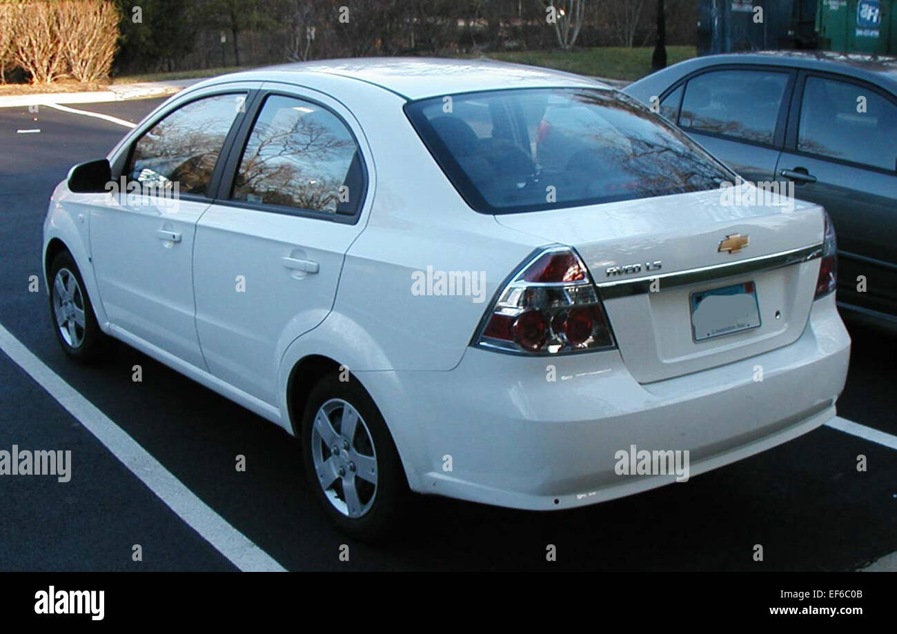 Kelebihan Chevrolet Aveo 2007 Harga