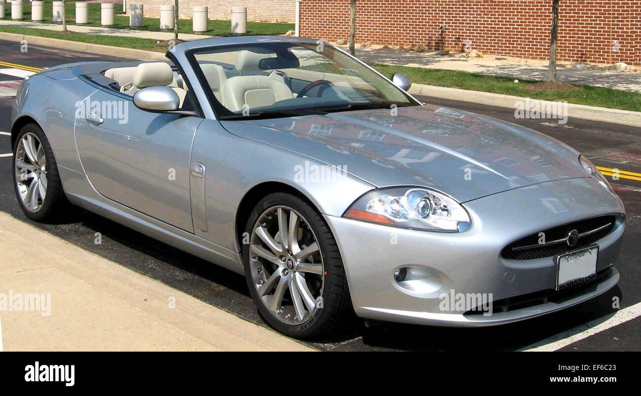 2007 Jaguar XK8 Convertible