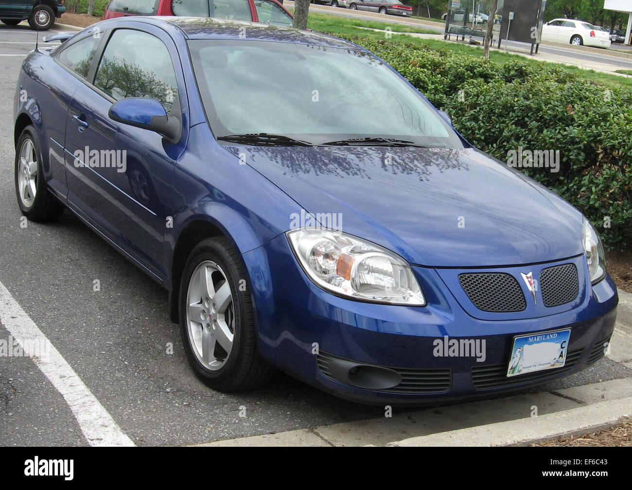 Pontiac G5 Coupe High Resolution Stock Photography And Images Alamy
