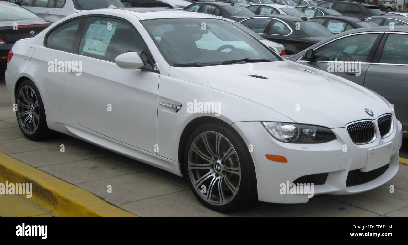 Bmw M3 Coupe Stock Photos Bmw M3 Coupe Stock Images Alamy