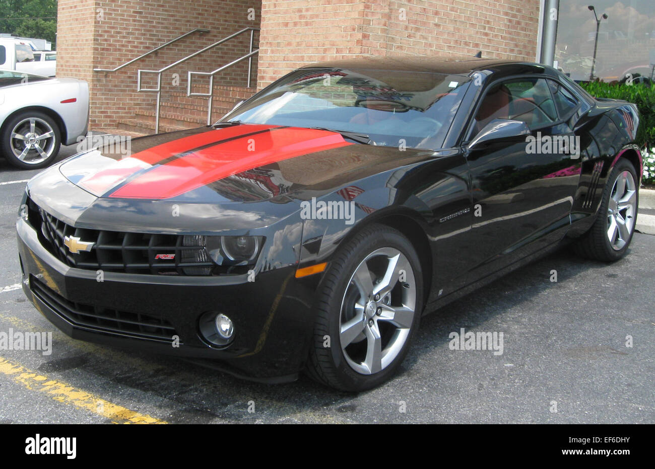2010 Camaro Rs >> 2010 Chevrolet Camaro Rs 07 01 2009 Stock Photo 78203719