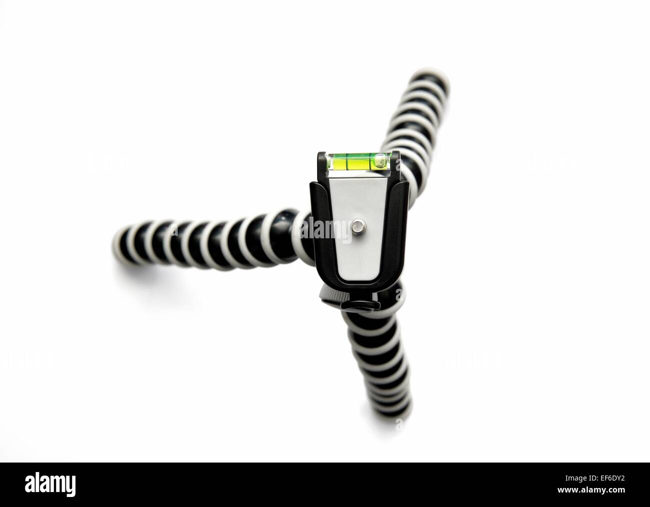 A Joby GorillaPod SLR-Zoom Tripod for SLR Cameras with Ball head - Stock Image