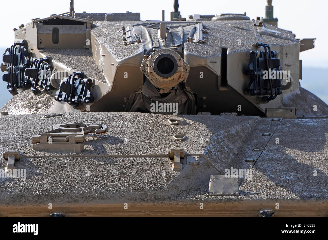 Tank, Military - Stock Image