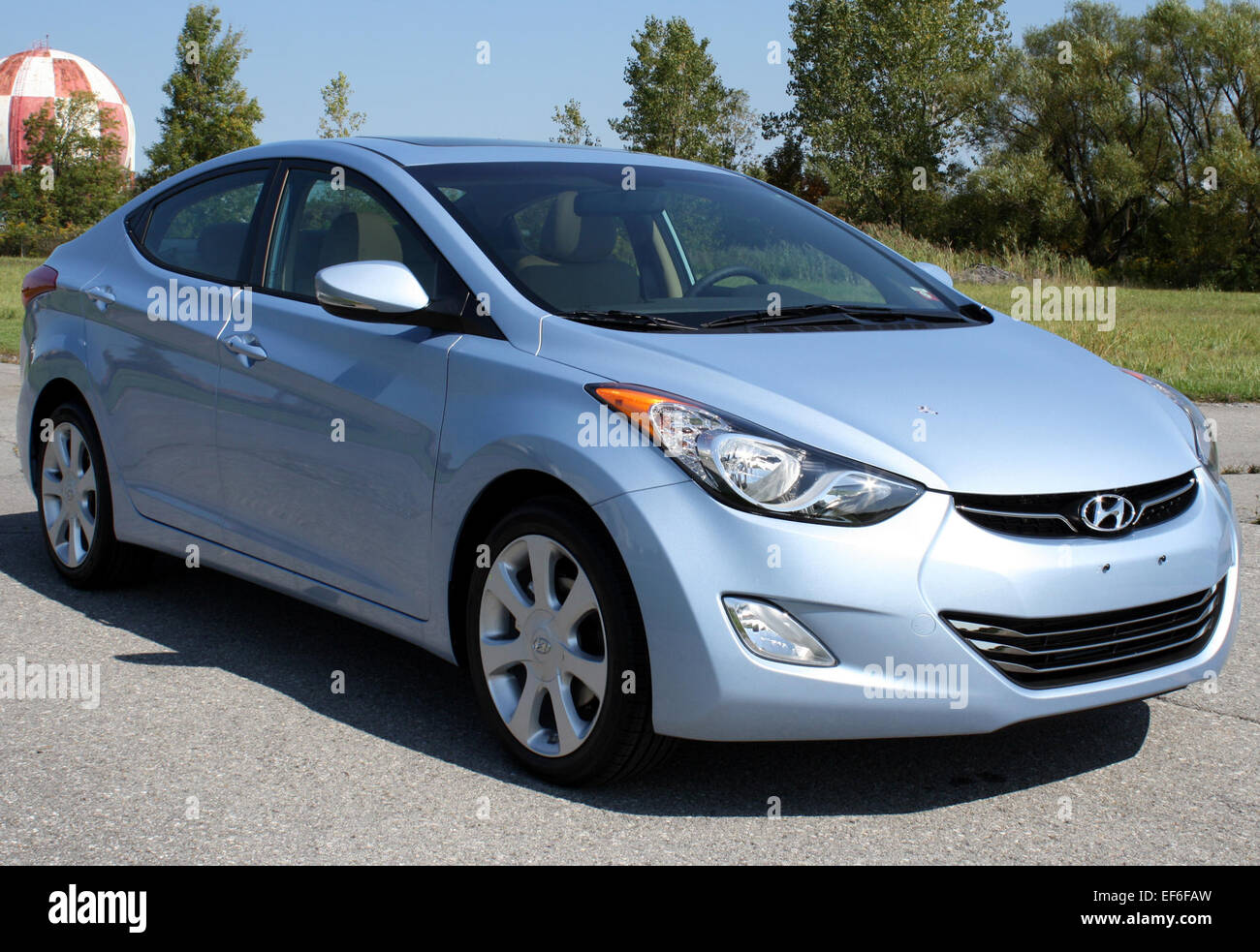 2012 Hyundai Elantra Limited NHTSA 3