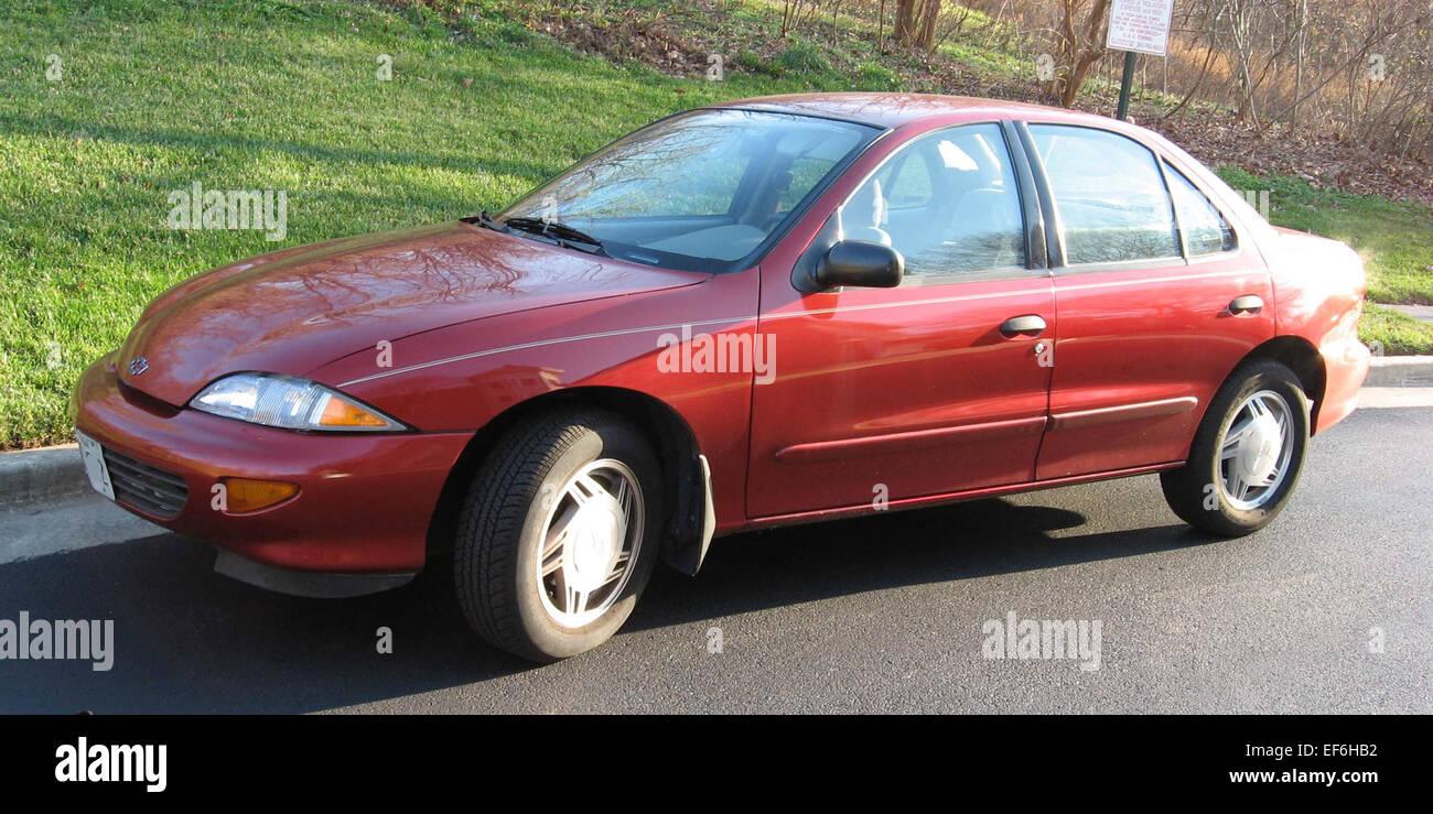Cavalier 99 chevy cavalier : 95 99 Chevrolet Cavalier 1 Stock Photo, Royalty Free Image ...