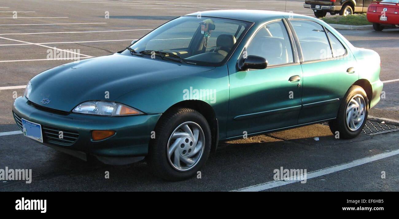 95 99 Chevrolet Cavalier Sedan