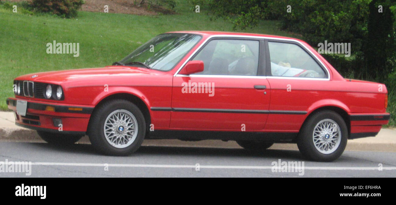 Bmw E30 High Resolution Stock Photography And Images Alamy