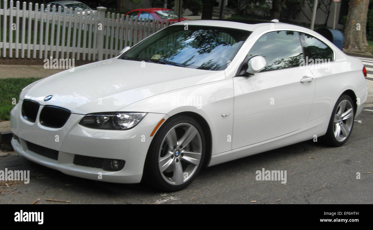 Bmw 335i Coupe High Resolution Stock Photography And Images Alamy