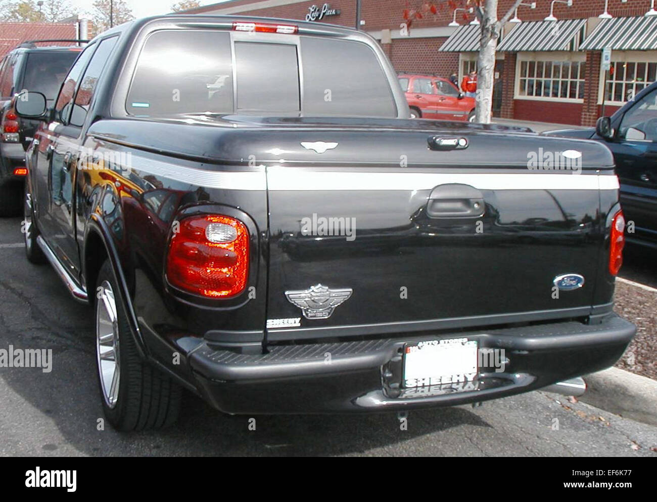 Ford F150 Stock Photos Images Alamy 2014 F 150 Harley Davidson Image