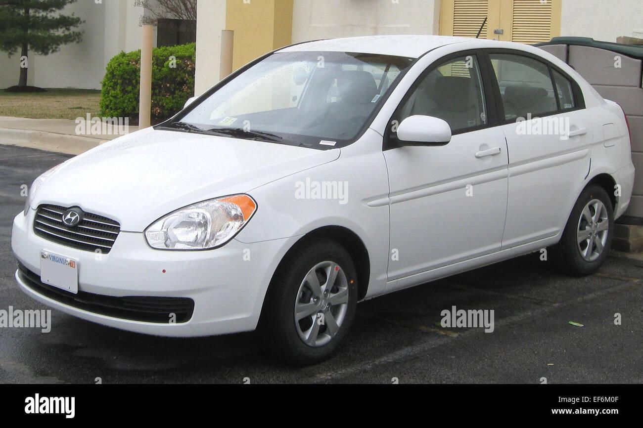 2011 hyundai accent sedan