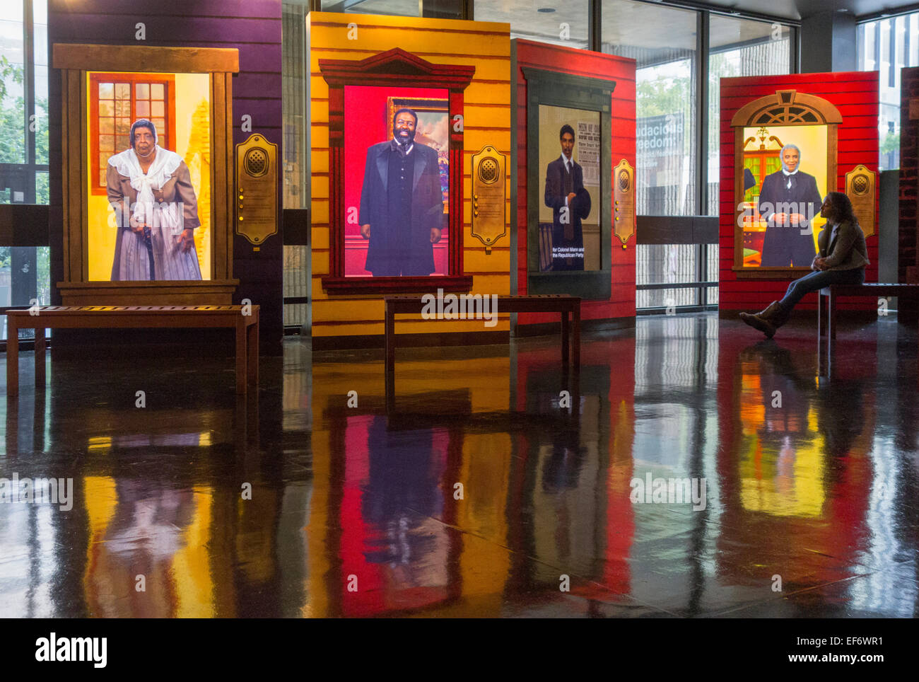 African American Museum Philadelphia Pa Stock Photo 78213269 Alamy
