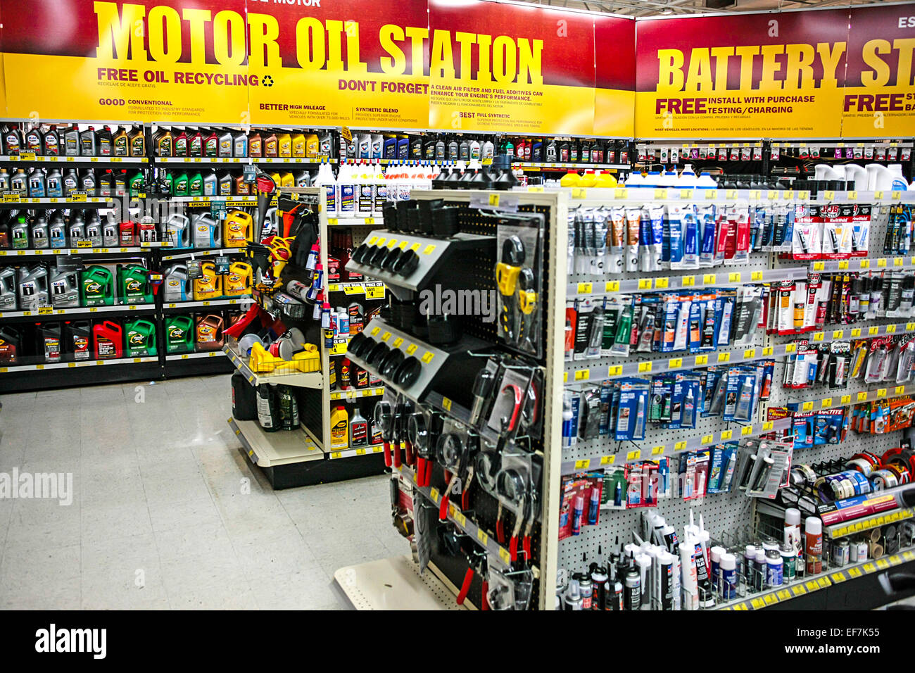 Auto Parts Shop >> A Wide Range Of Products For Sale In An Auto Parts Shop