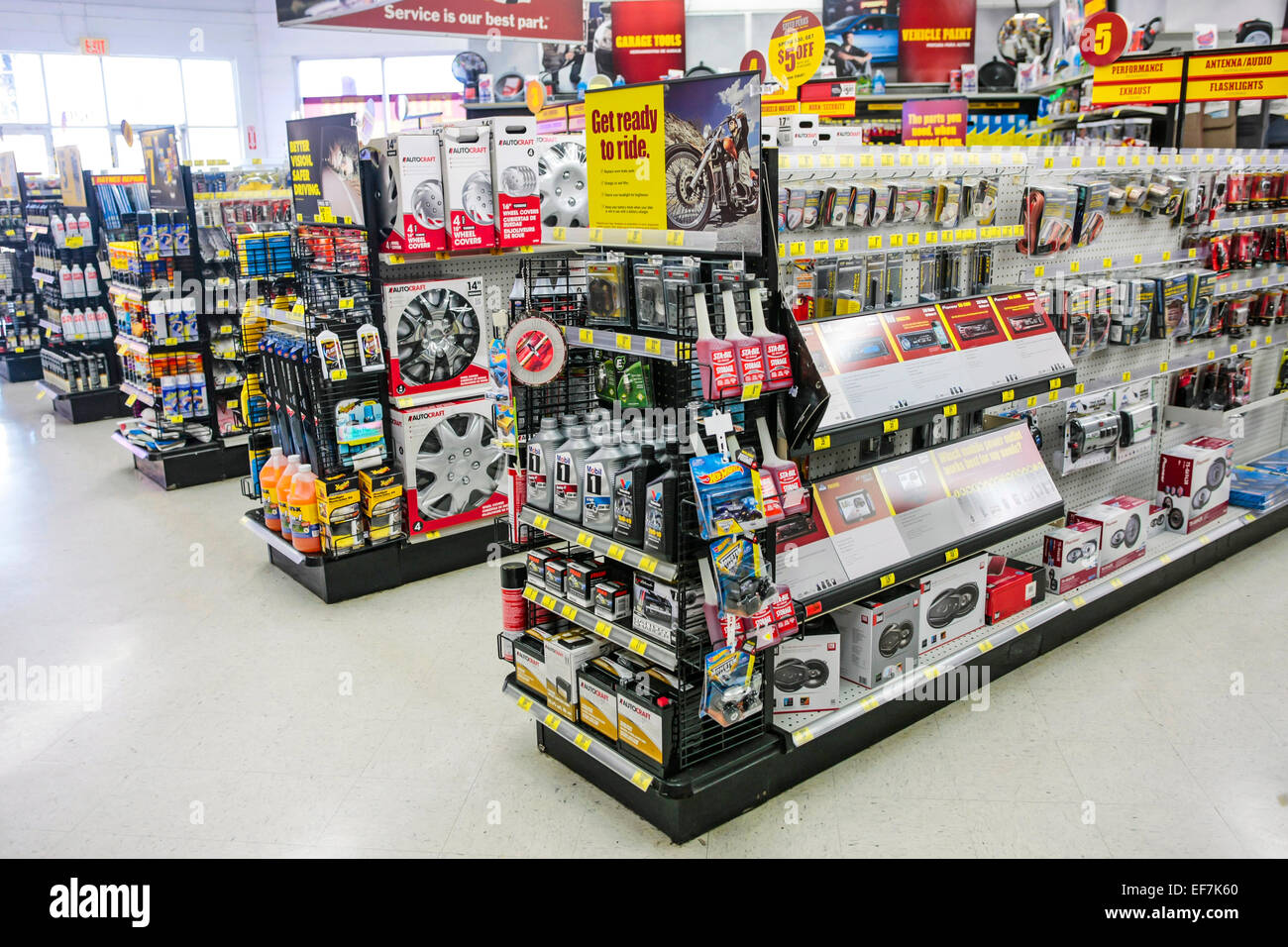 Auto Parts For Sale >> A Wide Range Of Products For Sale In An Auto Parts Shop