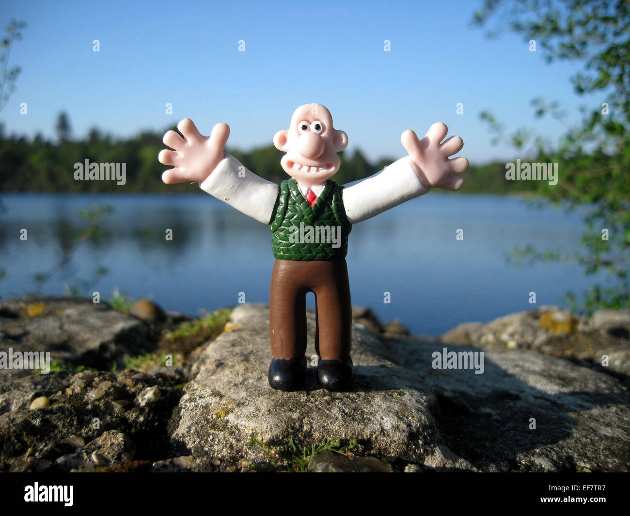 Give me a hug! - Stock Image