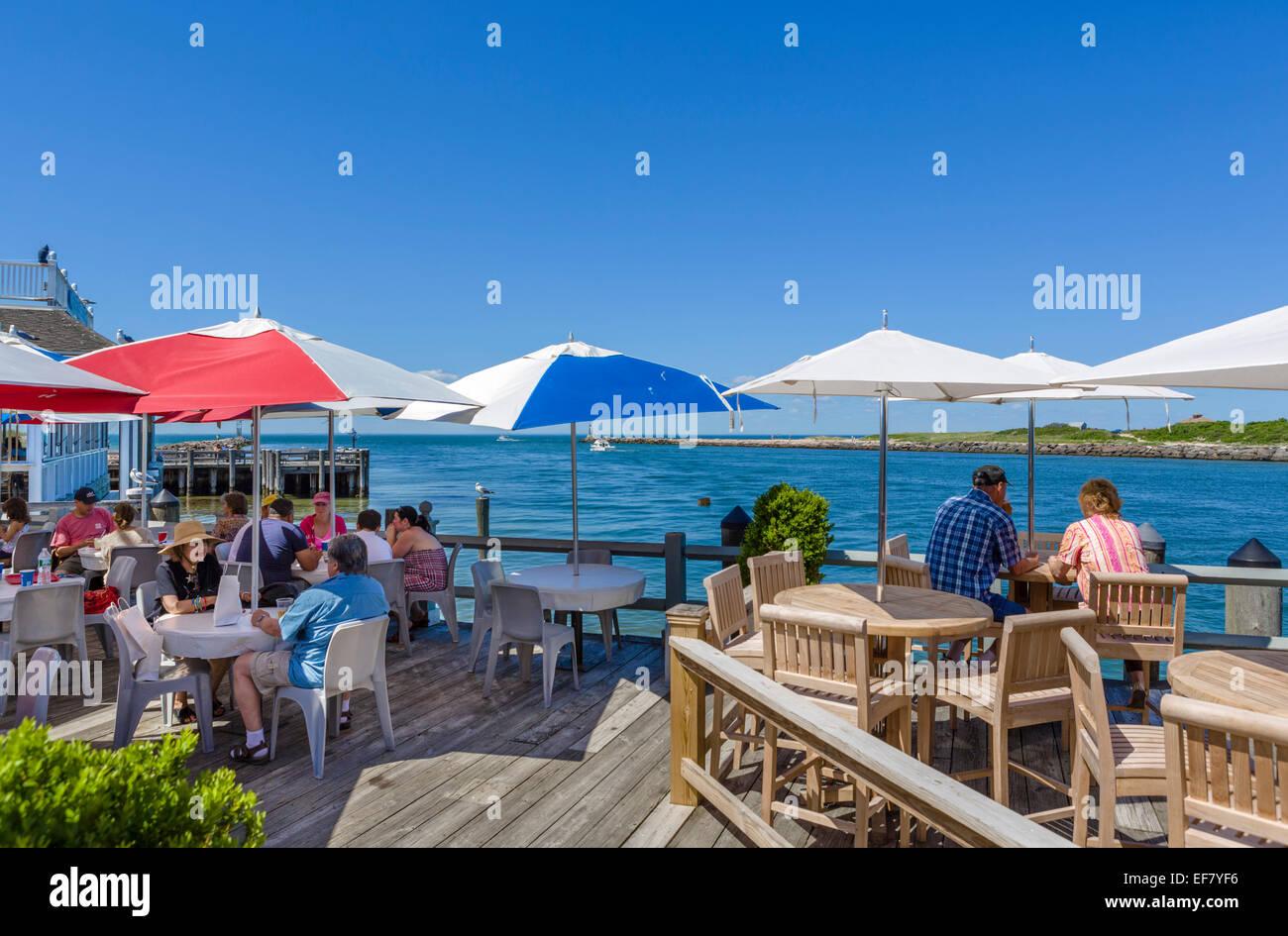 Waterfront Restaurant At Gosman S Dock Development Montauk