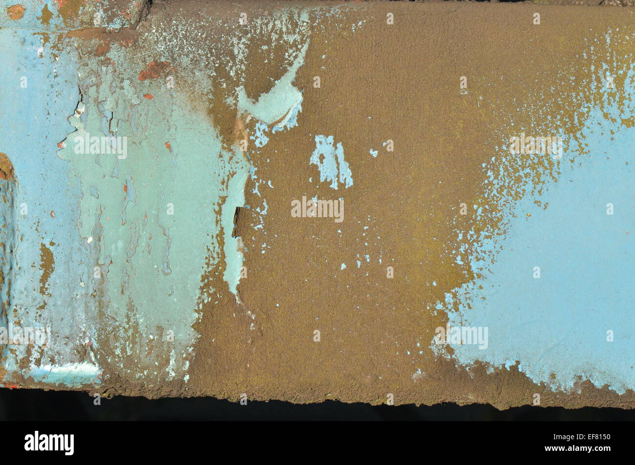 Rusting and Peeling Paint Texture Stock Photo 78237852 Alamy