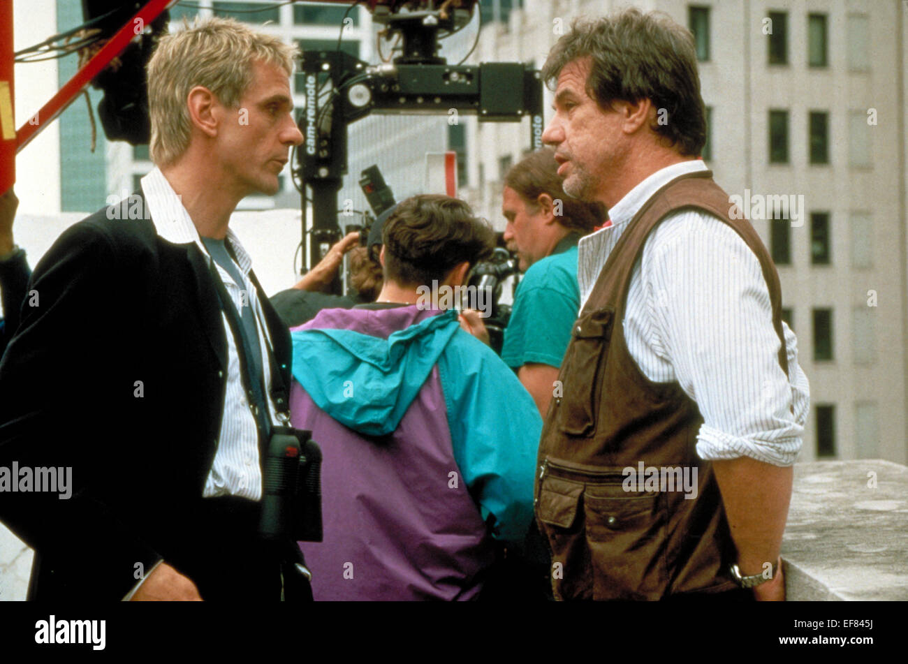 jeremy irons amp john mctiernan die hard with a vengeance
