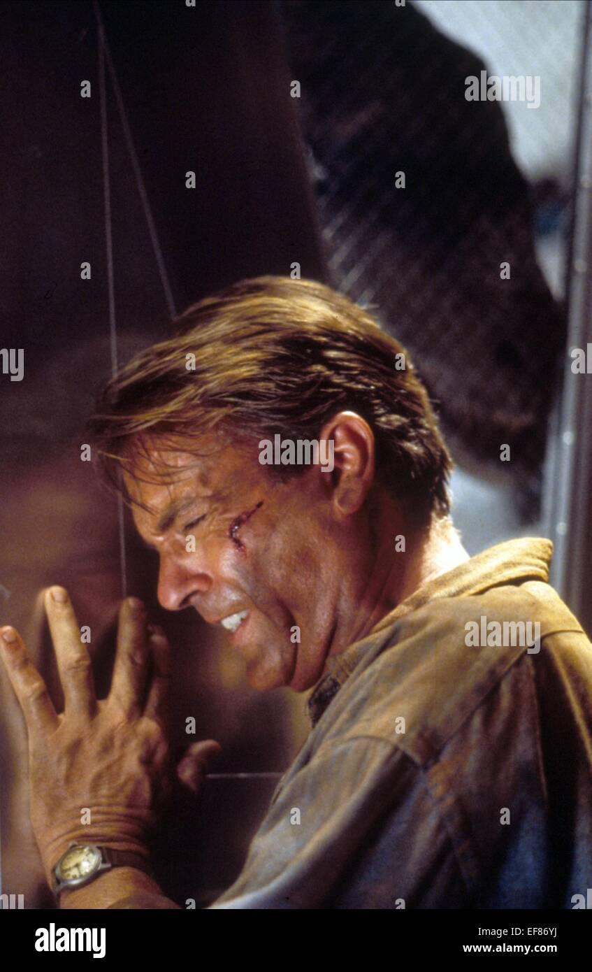 SAM NEILL JURASSIC PARK (1993) - Stock Image