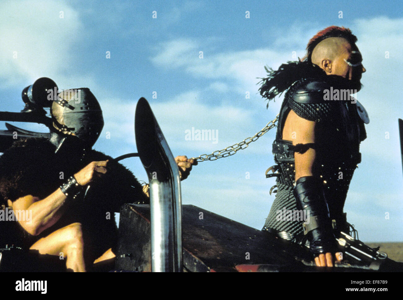 Mad Max 2 Stock Photos & Mad Max 2 Stock Images - Alamy Vernon Wells Mad Max