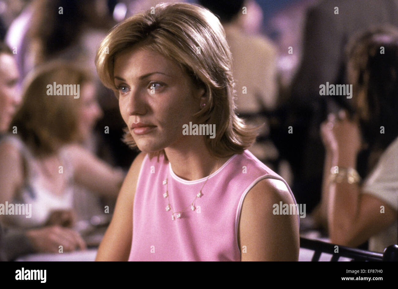 Cameron Diaz My Best Friend S Wedding 1997 Stock Photo Alamy