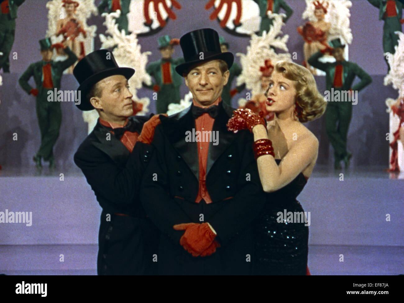 White Christmas 1954.Bing Crosby Danny Kaye Rosemary Clooney White Christmas