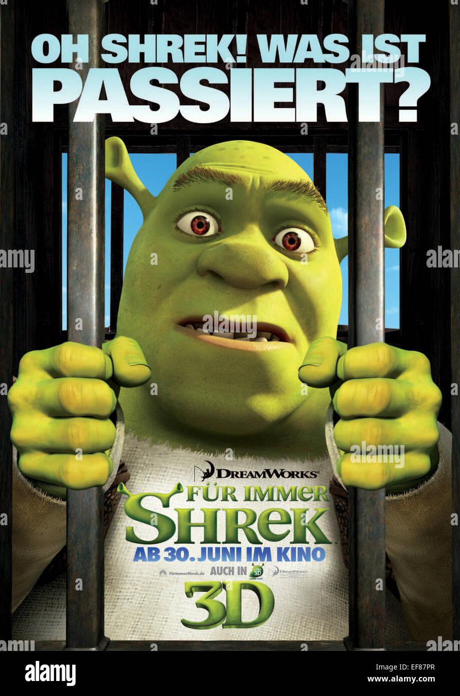 shrek poster stock photos  u0026 shrek poster stock images