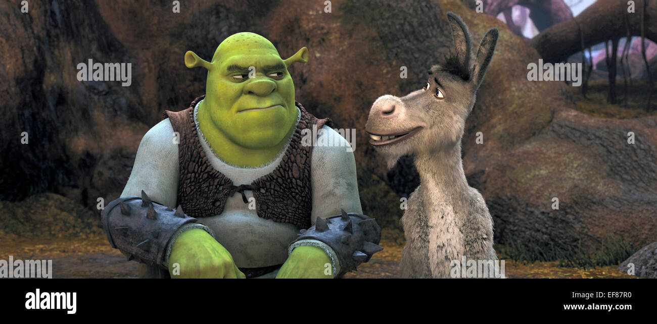 Shrek Forever After High Resolution Stock Photography And Images Alamy