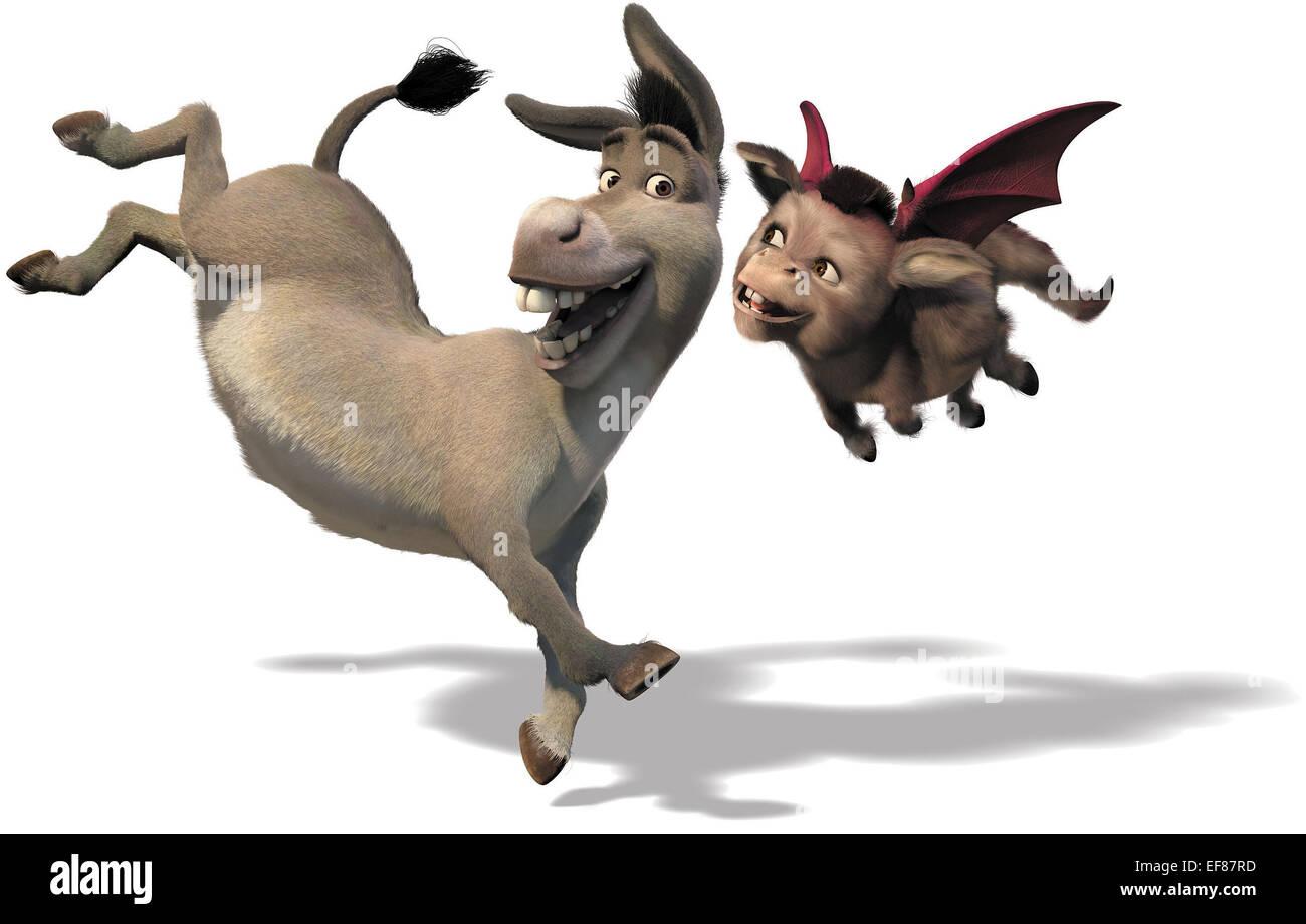 donkey shrek the third stock photos amp donkey shrek the