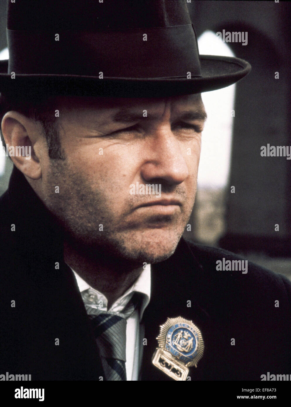 b8e07b9492a GENE HACKMAN THE FRENCH CONNECTION (1971 Stock Photo: 78244967 - Alamy