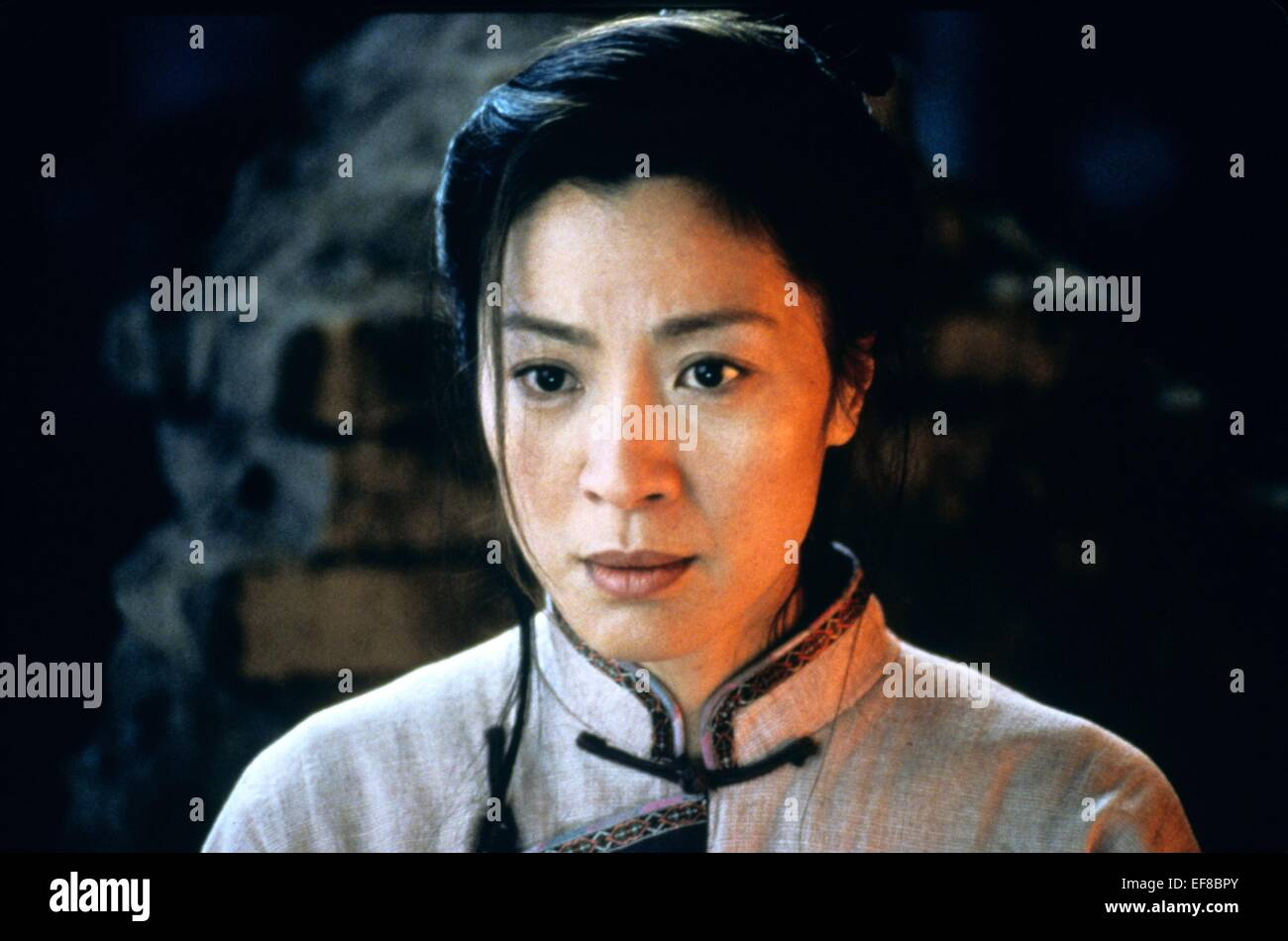 Michelle Yeoh Crouching Tiger Hidden Dragon 2000 Stock Photo Alamy