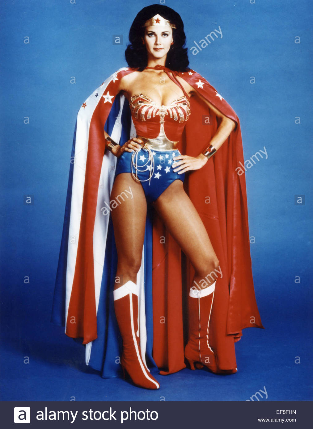 Lynda Carter Wonder Woman 1975 Slika 78249185 - Alamy-4474