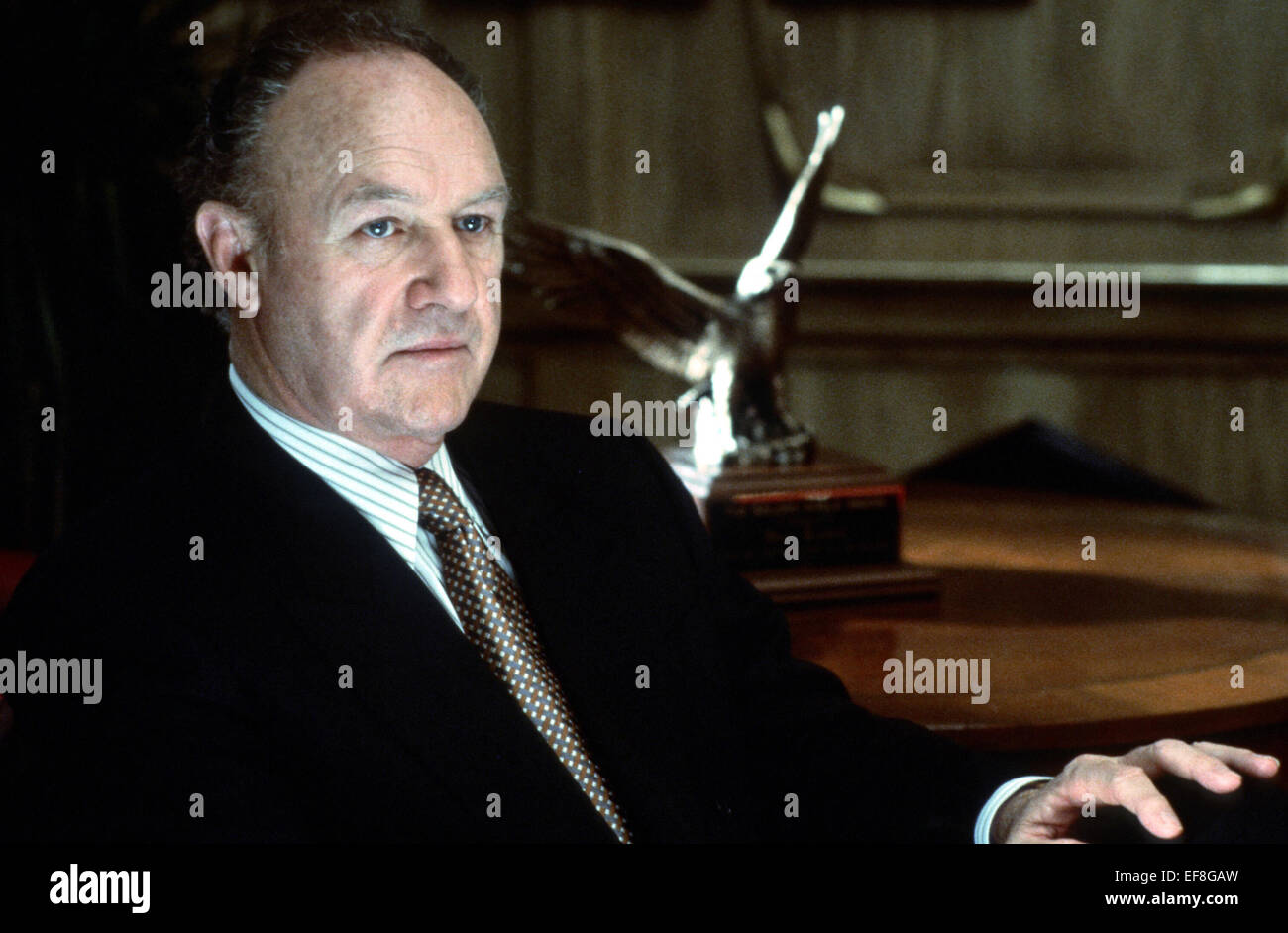 GENE HACKMAN THE FIRM (1993) - Stock Image