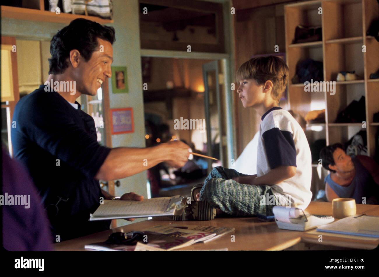 BENJAMIN BRATT & MALCOLM STUMPF THE NEXT BEST THING (2000) Stock Photo