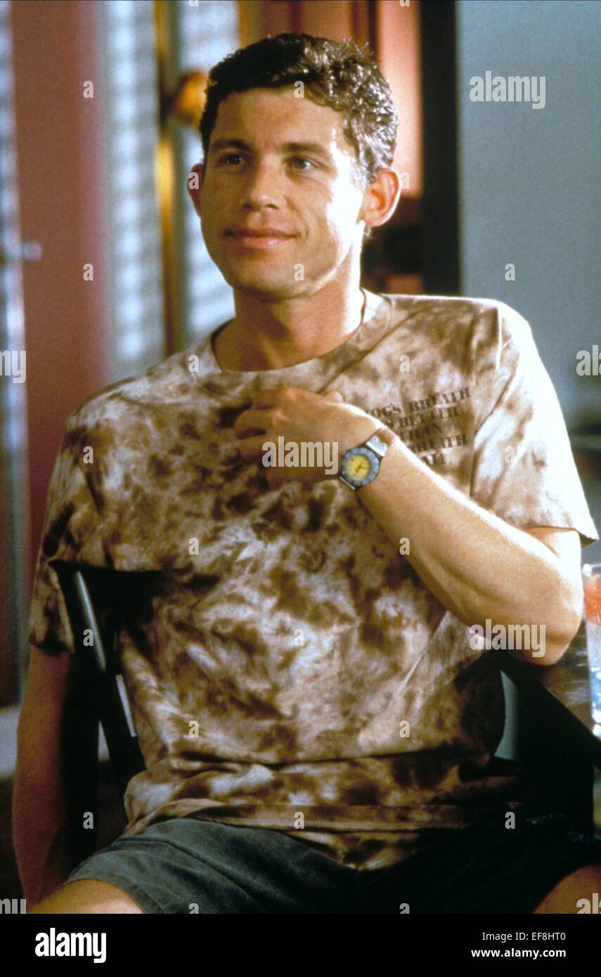 LEE EVANS THERE'S SOMETHING ABOUT MARY (1998) Stock Photo