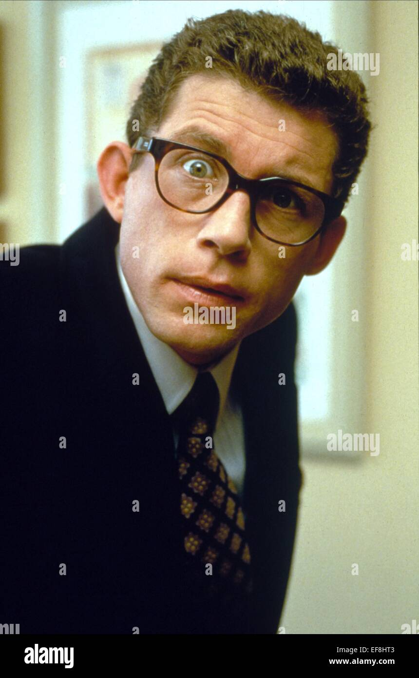 LEE EVANS THERE'S SOMETHING ABOUT MARY (1998) - Stock Image