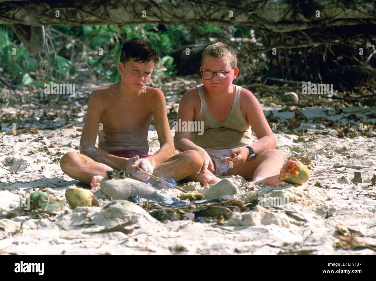 lord of the flies movie and Lord of the flies is a modern remake of the william golding classic that was written, produced, performed and edited completely by me, my brothers, and other children.