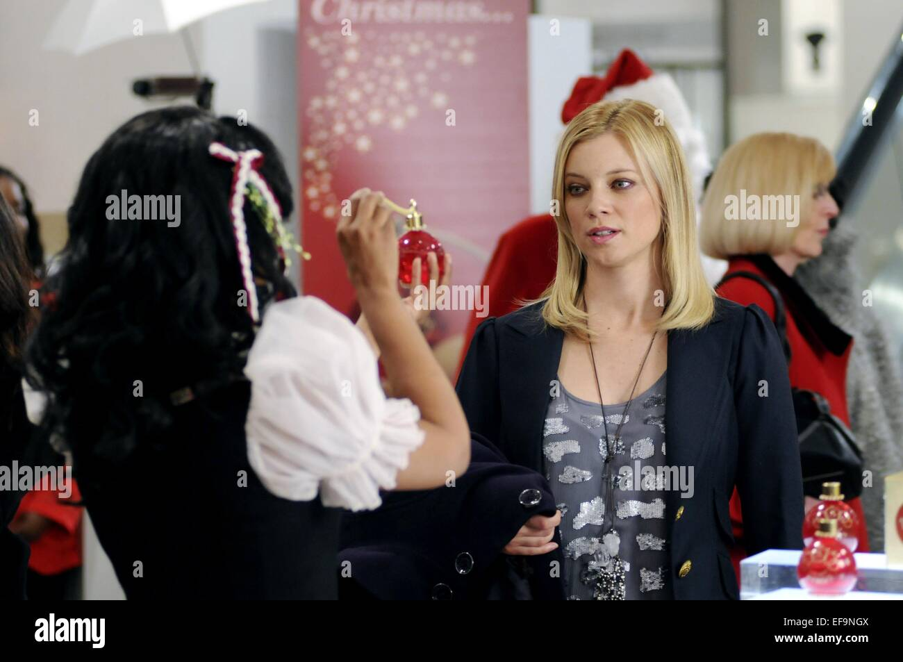 12 Dates Of Christmas.Amy Smart 12 Dates Of Christmas 2011 Stock Photo 78275818