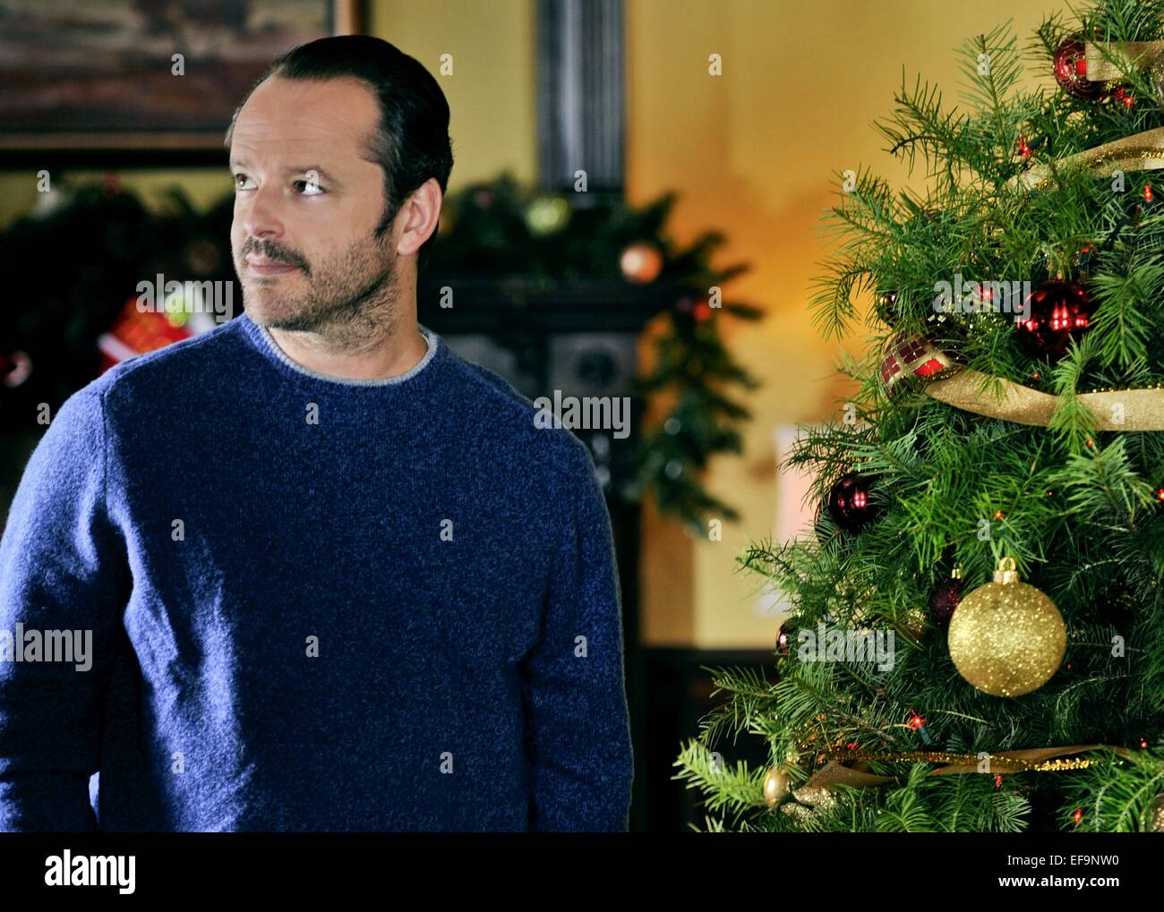 Trading Christmas.Gil Bellows Trading Christmas 2011 Stock Photo 78276044