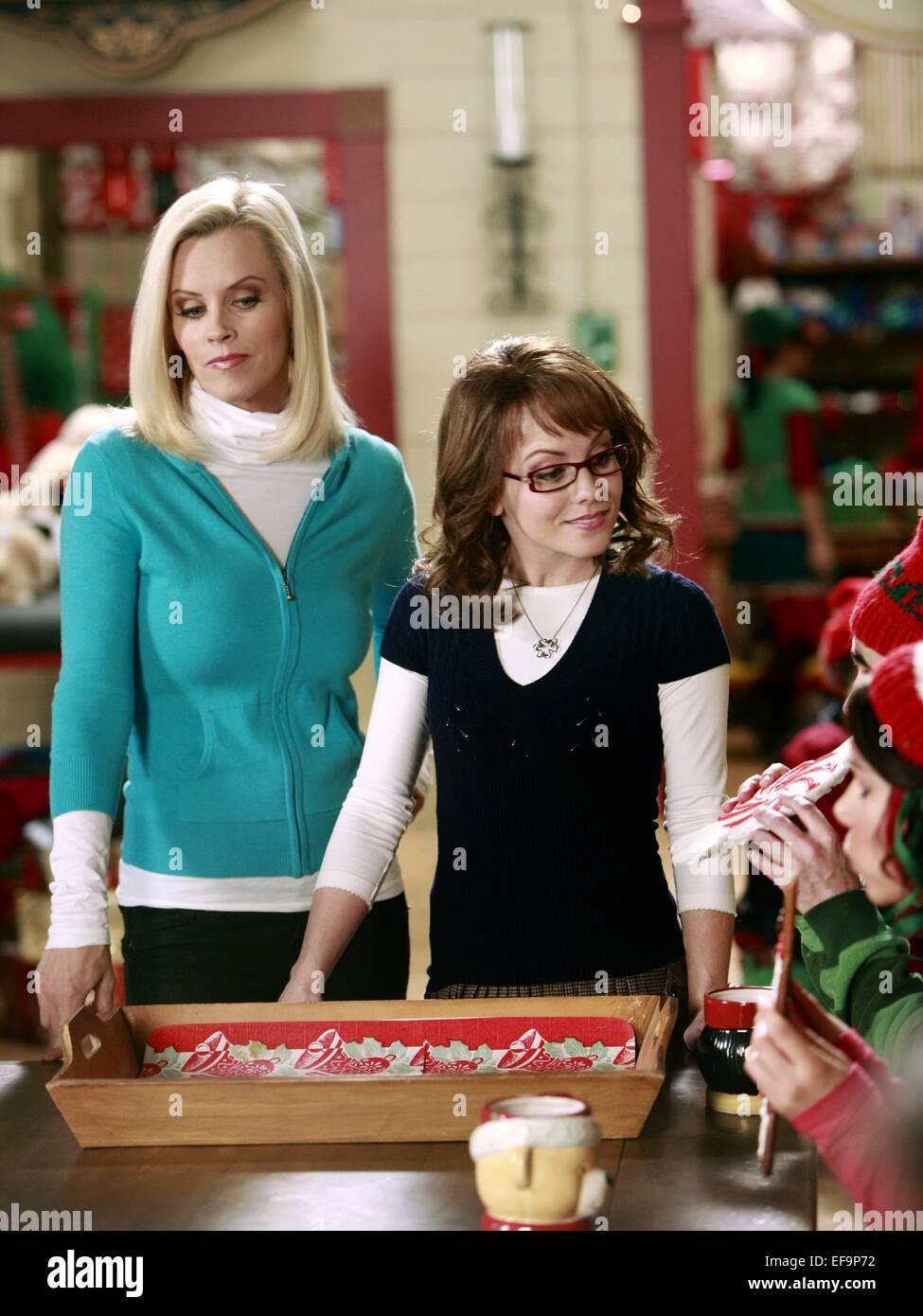 jenny mccarthy kelly stables santa baby 2 christmas maybe 2009 stock - Santa Baby 2 Christmas Maybe
