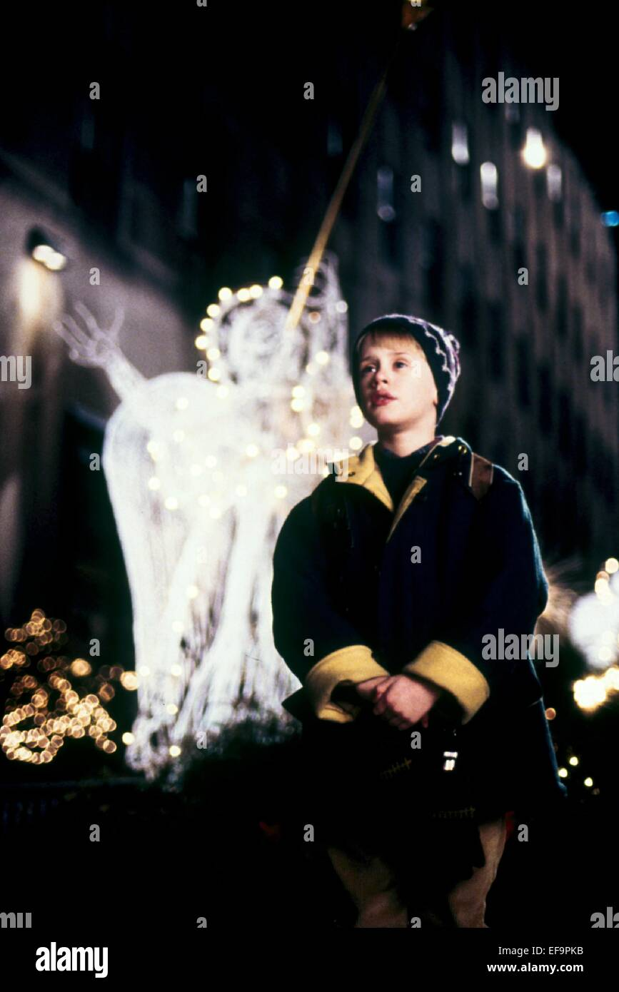 Home Alone 2 Movie High Resolution Stock Photography And Images Alamy
