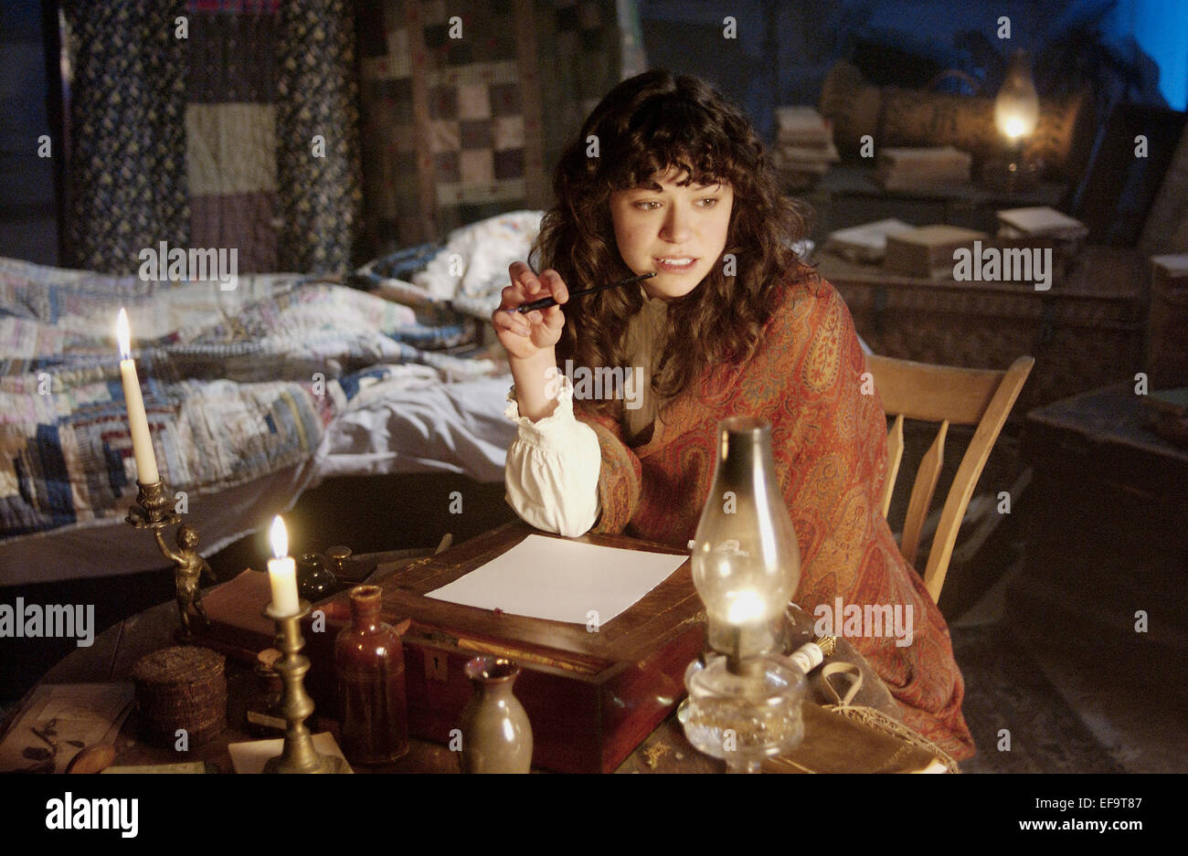 TATIANA MASLANY AN OLD FASHIONED THANKSGIVING (2008) - Stock Image