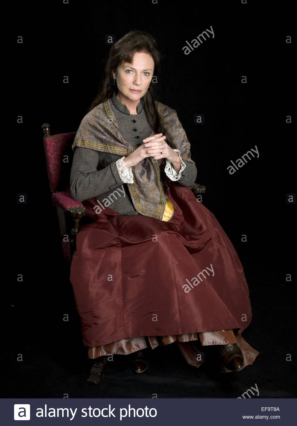 JACQUELINE BISSET AN OLD FASHIONED THANKSGIVING (2008) - Stock Image
