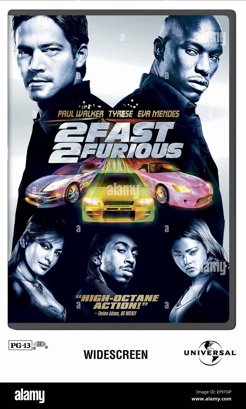 Devon Aoki As Suki Film Title 2 Fast 2 Furious High Resolution Stock Photography And Images Alamy
